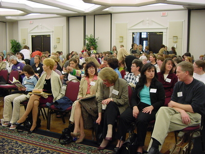 Today the annual SCBWI NE conference is one of the largest in the world.