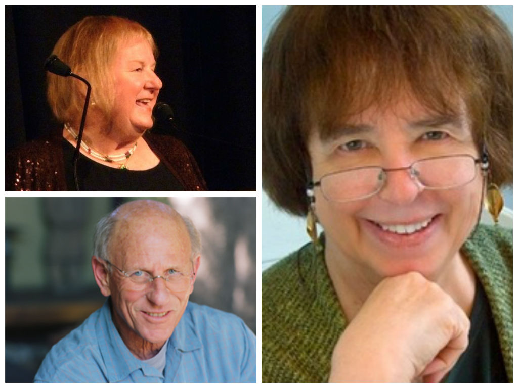 Lin Oliver, Steve Mooser, and Jane Yolen